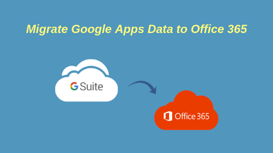 Transfer From G Suite to Office 365