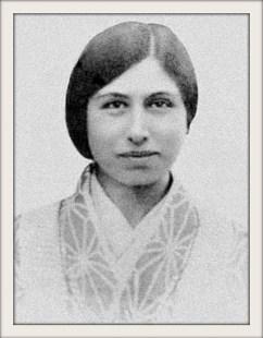 Mira Alfassa, appelée La Mère, disciple de sri Aurobindo