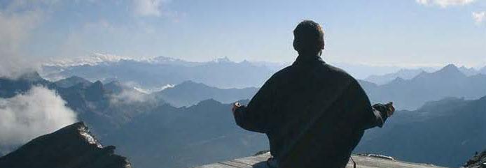 Beaucoup de psychothérapeutes utilisent maintenant la méditation pour faire de nous des «penseurs quantiques». La méditation est le processus qui nous amène à l'être.