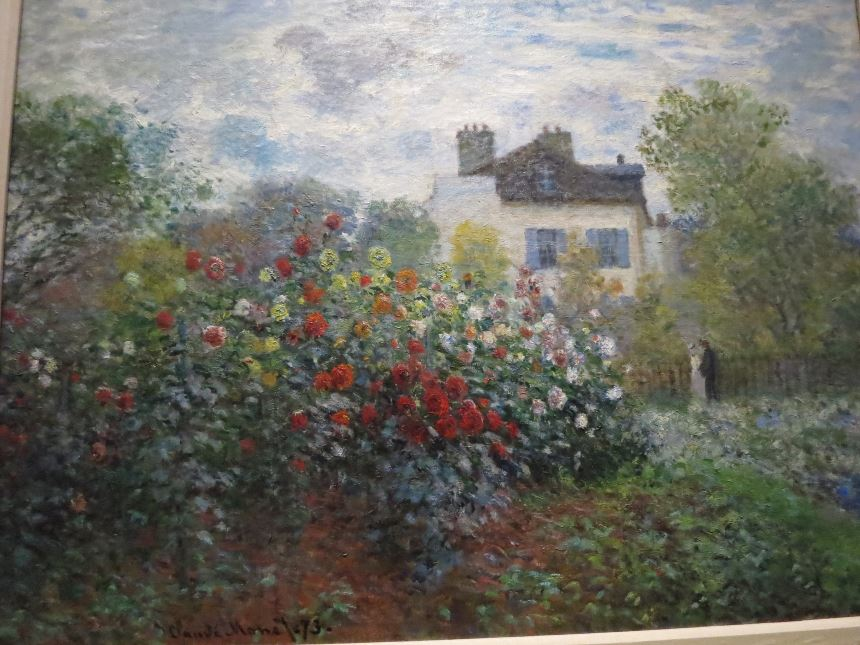 Paul Durand-Ruel - Monet