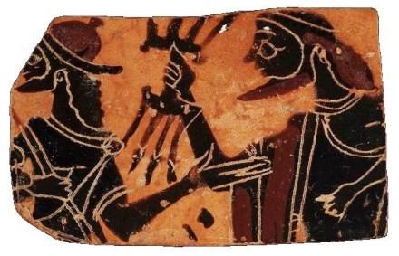 Dans les sociétés plus archaïques comme la Grèce, ou d'autres, on trouve des héros. Zeus en a engendré un certain nombre