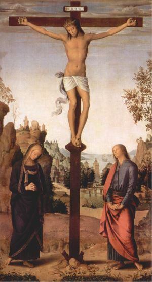 Jesus sur la croix