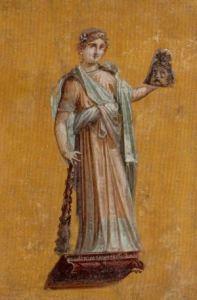 272-dames romaines-Melpomene