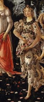 Flora est la déesse de la jeunesse et de la floraison, protectrice de l'agriculture et de la fécondité féminine.