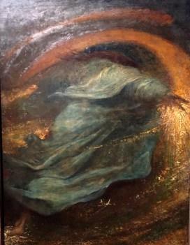 Les peintres mystiques nous conduisent vers un univers cohérent et spirituellement expressif de constructions imaginaires qui donnent les clés pour pénétrer dans l'au-delà des apparences du cœur de la nature.