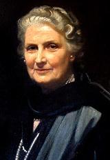 Maria Montessori, une éducation centrée sur l'enfant.