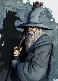 Harry rencontre son maître en la personne du directeur de l'école, Dumbledore, sorte de Gandalf.