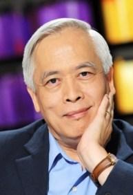 """Trinh Xuan Thuan auteur de """"Une nuit"""" ."""
