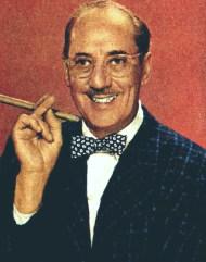 Groucho Marx considérait que le comique était un sujet très sérieux.