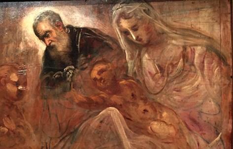 La peinture devient matrice de la vie spirituelle.