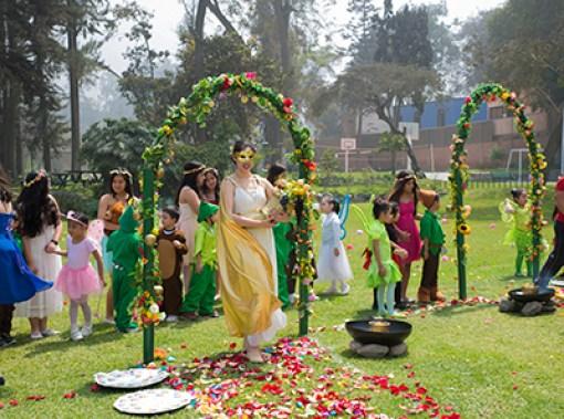 Les fêtes du printemps trouvent leurs origines dans les traditions archaïques de toutes les civilisations, agricoles et pastorales, qui fêtaient le renouveau et la renaissance de la Nature.
