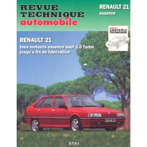 Revue Technique Renault 21Nevada (RTA)  Site officiel ETAI