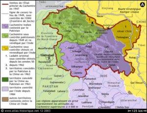 Le Cachemire.
