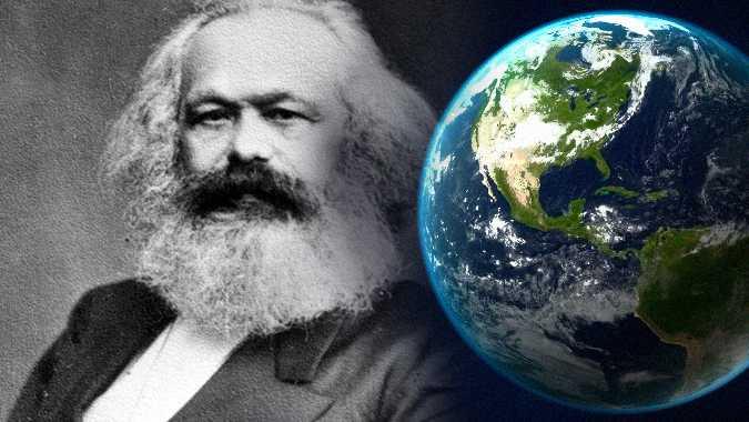 De Marx à la Pachamama : itinéraire du paganisme globalisé