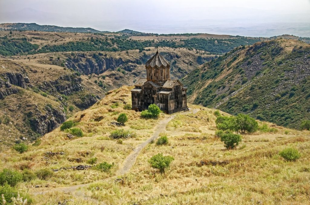 L'Arménie à travers les âges ; Histoire d'une résilience