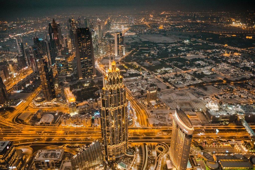 Dubaï, mise en scène d'une ville-monde