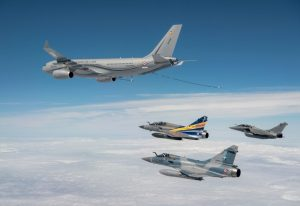 L'aérien : un rôle central à intégrer à l'appareil militaire