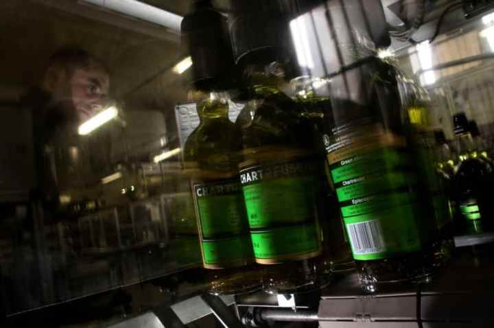 Chartreuse : la liqueur des moines