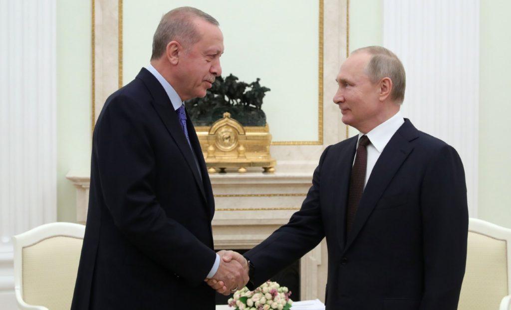 Entretien avec Antoine de Lacoste – Poutine et Erdogan : les nouveaux maîtres du Moyen-Orient