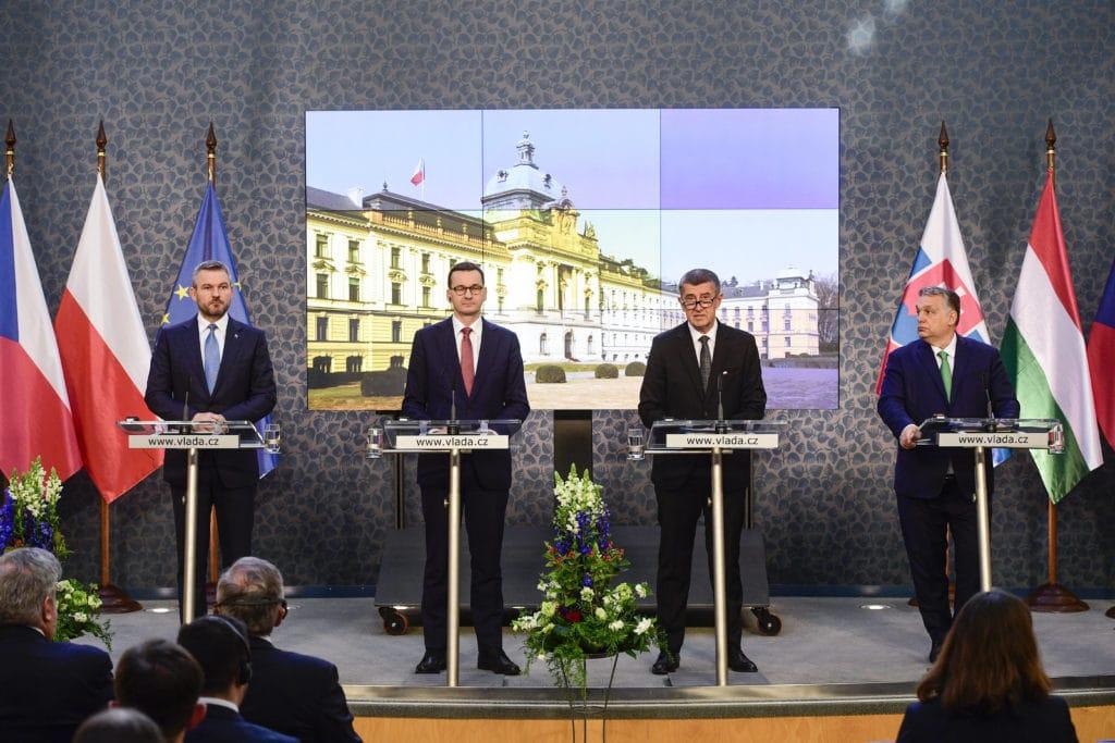 Le groupe de Visegrad, une autre Europe