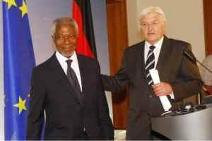 Kofi Annan, un pèlerin de la paix
