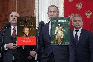La diplomatie russe d'hier, pour servir aux temps présents