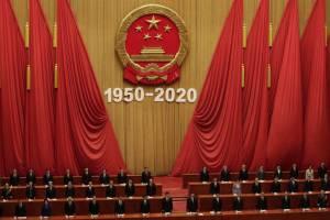 Corée : la Chine est prête à se battre