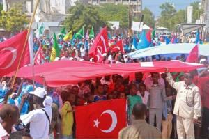 La Turquie dans la Corne de l'Afrique