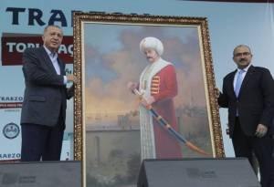 La grande ambition d'Erdoğan