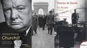 Livre – Churchill et de Gaulle, deux géants de l'histoire