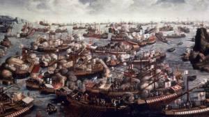Histoire : la bataille de Lépante (1571)
