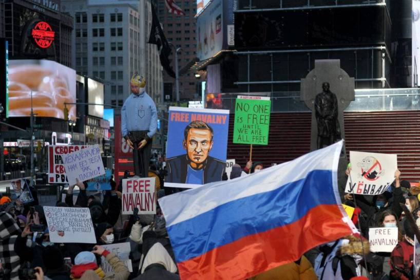 Navalny peut-il renverser Poutine ?