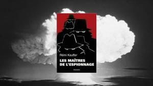 Livre – Les maîtres de l'espionnage