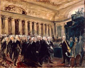L'Assemblée nationale née des états généraux convoqués à Versailles le 5 mai par Louis XVI, se déclare constituante par Marco Lonel