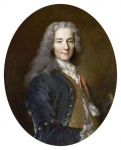 François-Marie Arouet dit Voltaire (1694-1778)