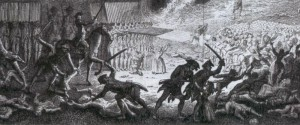 Les colonnes infernales du Général Turreau