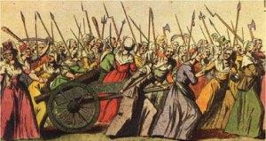 Mouvement de révolte en 1775 connu sous le nom de la « Guerre des farines »
