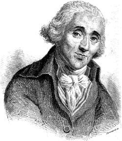 Jacques Mallet du Pan (1749-1800), c'est à lui que l'on doit notamment l'expression « suffrage universel »