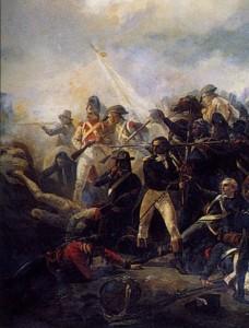 Armée des émigrés à Quiberon