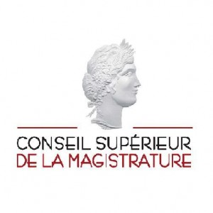 Conseil Supérieur de la Magistrature (logo)