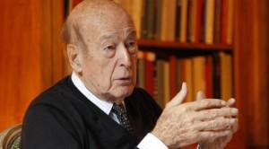 L'ancien président Valéry Giscard d'Estaing continue de penser que les paroles de La Marseillaise ne répondent plus aux mœurs d'aujourd'hui