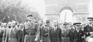 La libération de Paris, 25 août 1944