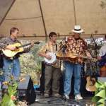 The LeRoy Mack Bluegrass Band
