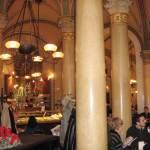 Traditional café, Vienna, Austria