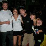 Monoloco bartending corps: Max, Lindsay, Zac, Sarah