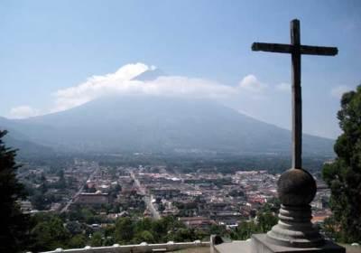 Cerro de la Cruz (Hill of the Cross)