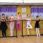 Balletistas, Estudio Danza Arte —Vanessa Ramos http://lapululante.blogspot.com/