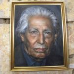 Carlos Mérida portrait