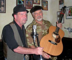 Steve James, Carlos Funk