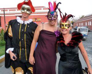 Antigua Masquerade Ball